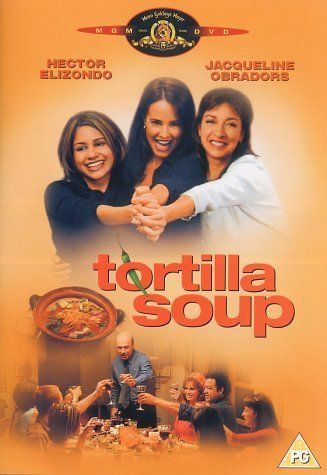 ***** PK. Such an obvious knock off from ear drink, man woman. PK. Tortilla Soup (2001)