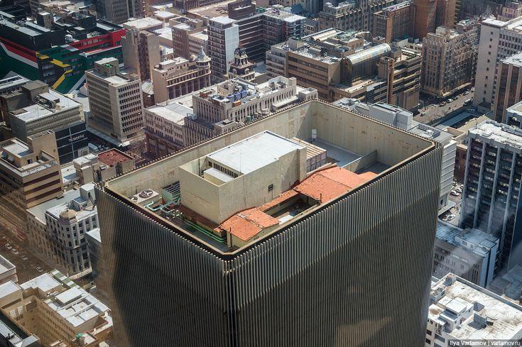 Плохая Африка: Йоханнесбург