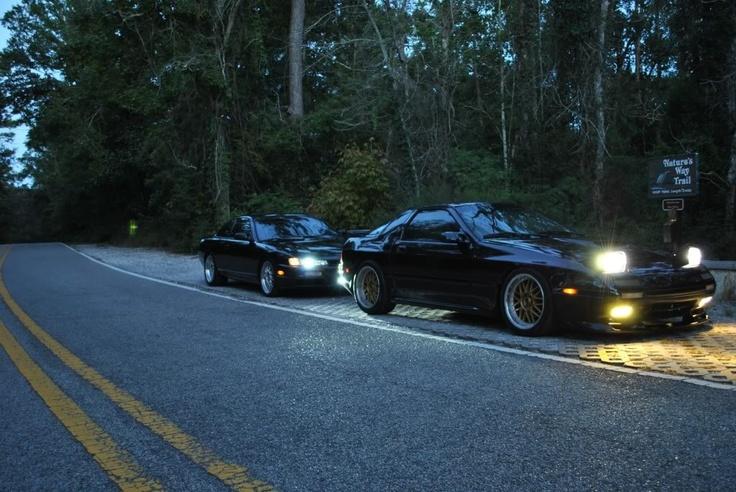FC, rx7, Mazda