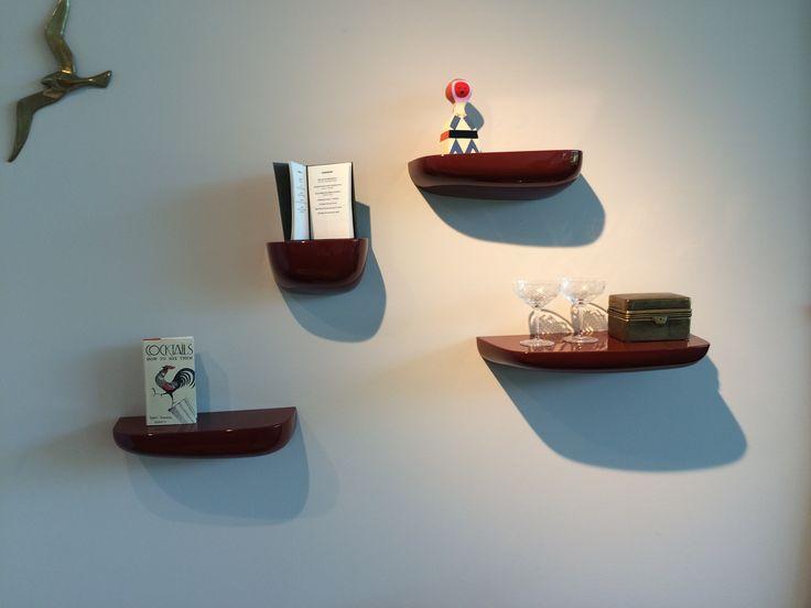 für die kleinen Lieblingsstücke... Corniches von Ronan & Erwan Bouroullec, 2012, Vitra