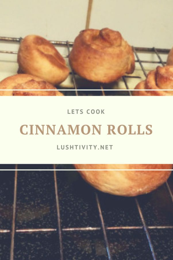 When I was younger,  my mum always used to make cinnamon rolls for me and my siblings. It was pretty much a monthly event and we always looked forward to digging into still warm and soft baked goods. Sadly, she stopped doing so as we grew older, we moved out and the cinnamon rolls were in the past. But luckily, I realized that since I'm a full grown adult, I can make them whenever the heck I want! ...