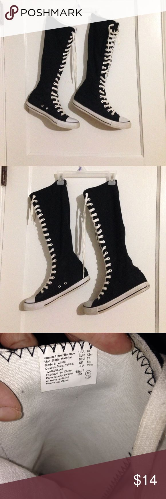 outstanding chuck taylor knee high sneakers