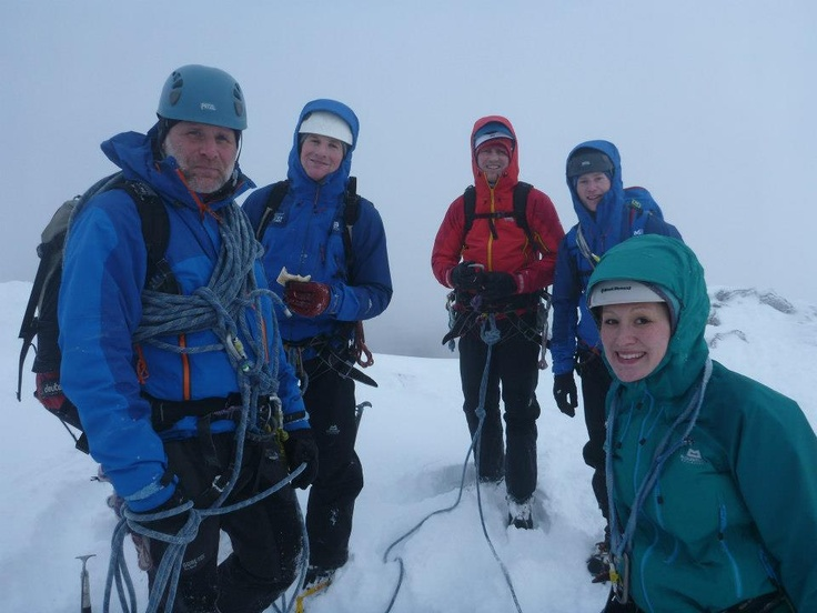 Cotswold Outdoor staff testing the NEW #GoreTexPro Jacket in #Scotland
