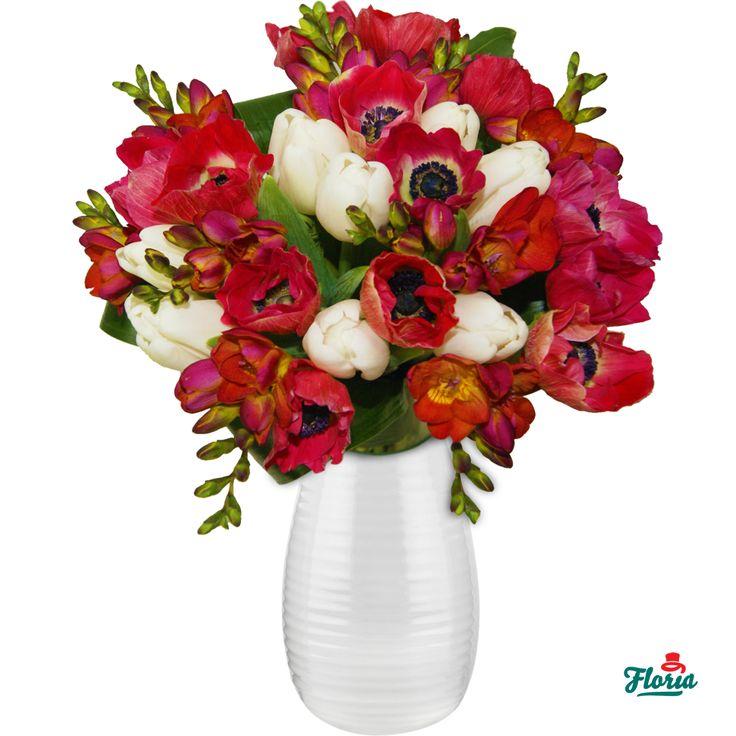 Dimineata cu iubire | Livrare flori in 2 ore de la Floria