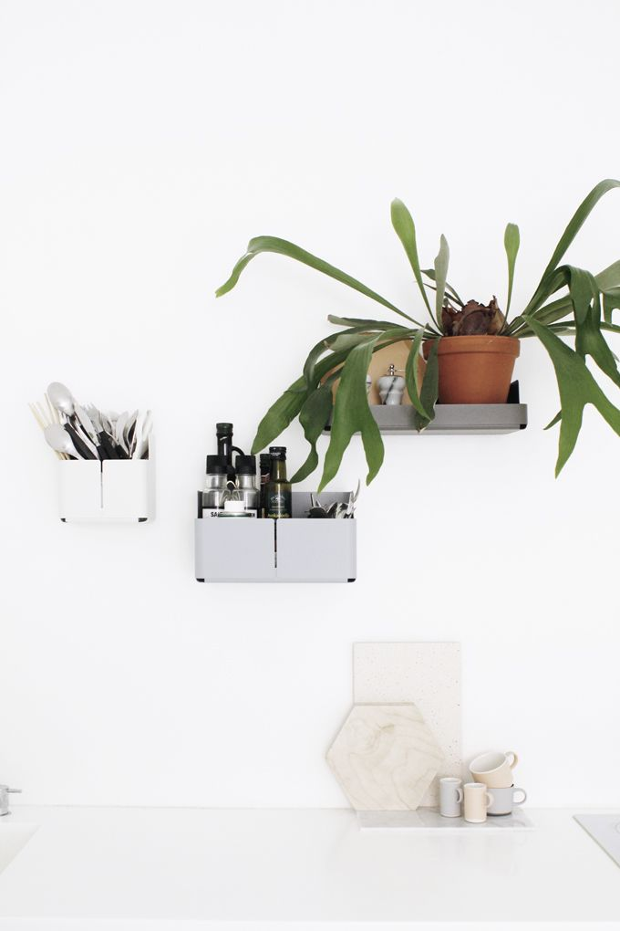 Iittala Aitio shelves by Varpunen