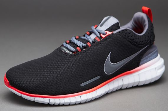 online store 475ee d8fe5 Nike Free OG BREATHE - Black / Grey / Red Nike Free Breathe ...
