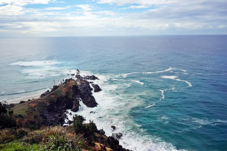 Lighthouse Trail at Byron Bay