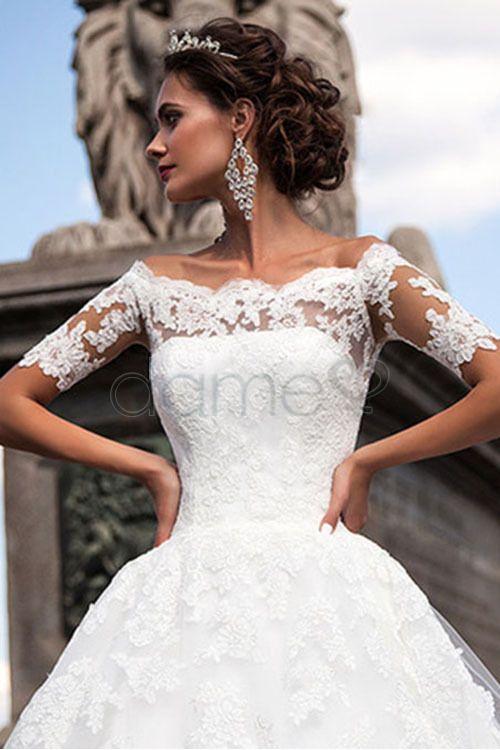 12 besten kleid Bilder auf Pinterest | Hochzeitskleider ...