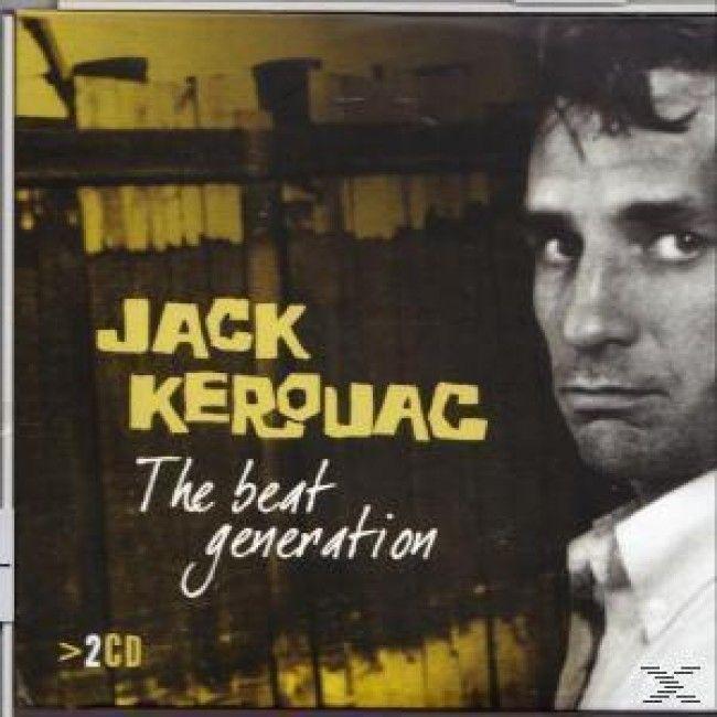 KEROUAC JACK/ THE BEAT GENERATION -2 CD