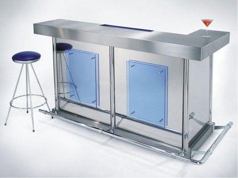 1000 images about barra on pinterest modern wine rack - Bar para casa ...