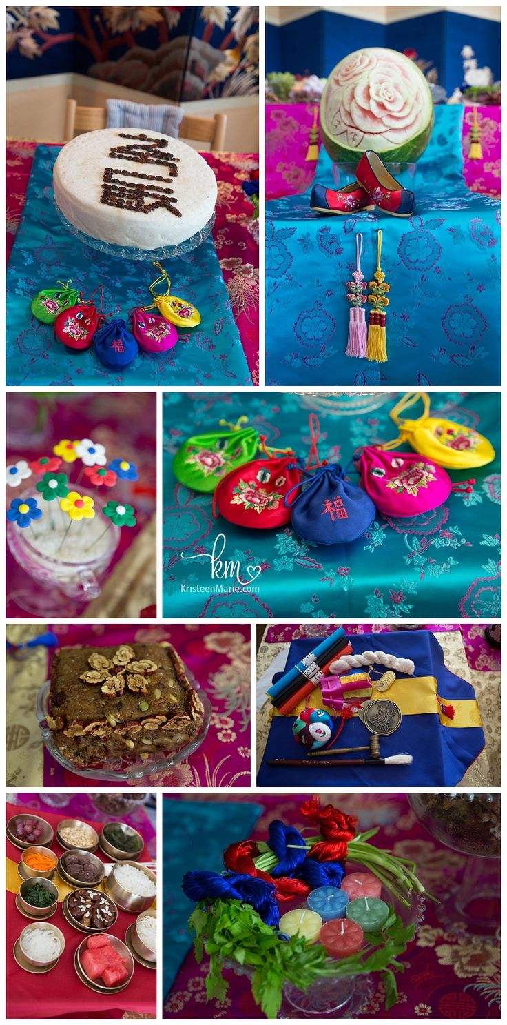 Cleo's Dol – Traditional Korean First Birthday Party