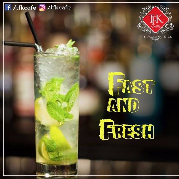 Summer special mojito at your Favorite place The Flaming Kick. Come on and beat the heat in the coolest way. For Reservation : 9599001123 #friday #mojito #friday #tgif #chilled #cool #refresh #weekend #enjoy