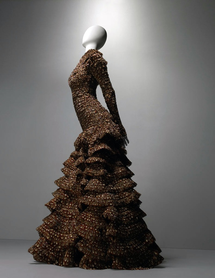 59 best images about alexander mcqueen savage beauty v a for Alexander mcqueen interview