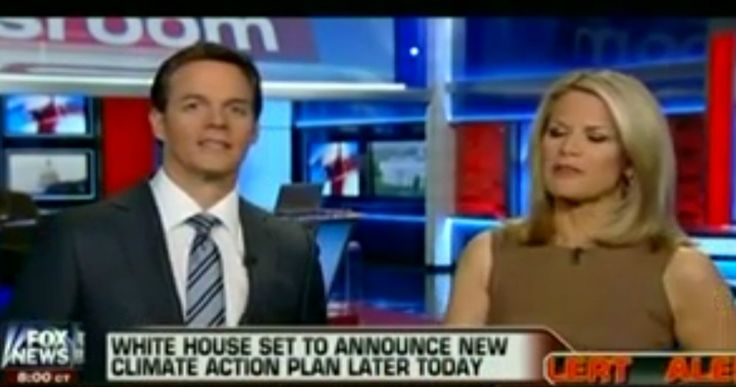 Fox News Claims Climate Change Report Is A Distraction From Benghazi (Yep. They mean it.)