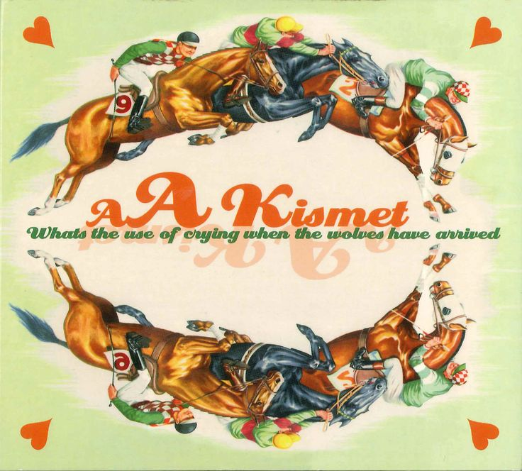 AA Kismet - Front cover