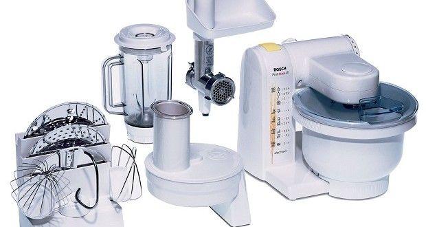 Bosch MUM4655EU Testbericht - Küchenmaschine Test