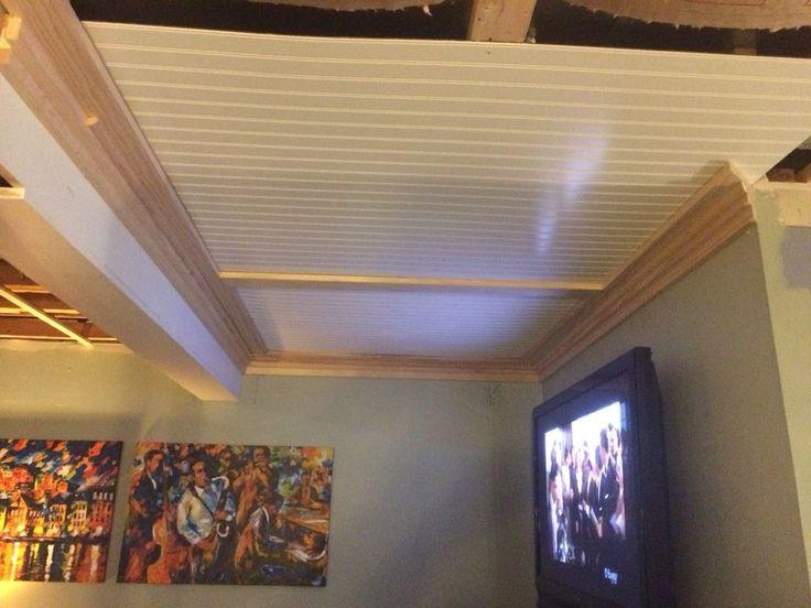 Tags: basement ceiling drywall