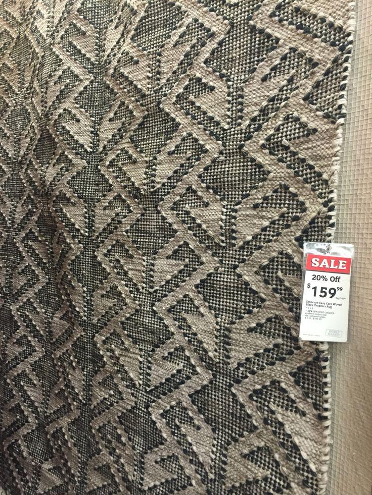 World market rug