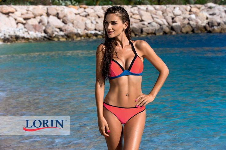 Strój kąpielowy Wera 2217: Wygoda, radosne kolory i słoneczna zabawa. Lorin 2015