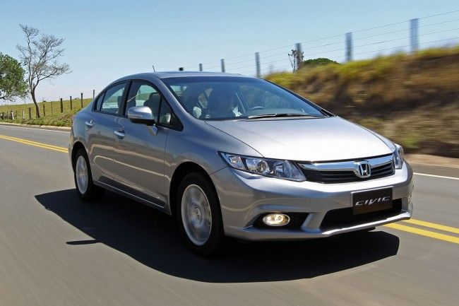 Carro Novo: Honda Civic 2014