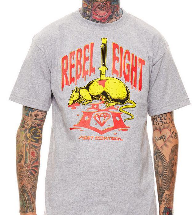 Rebel 8 T-shirt available at Adrenaline Toronto.