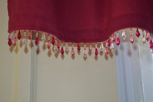 Decorating Cheats ~ Embellishing Store Bought Curtains by Exquisitely Unremarkable