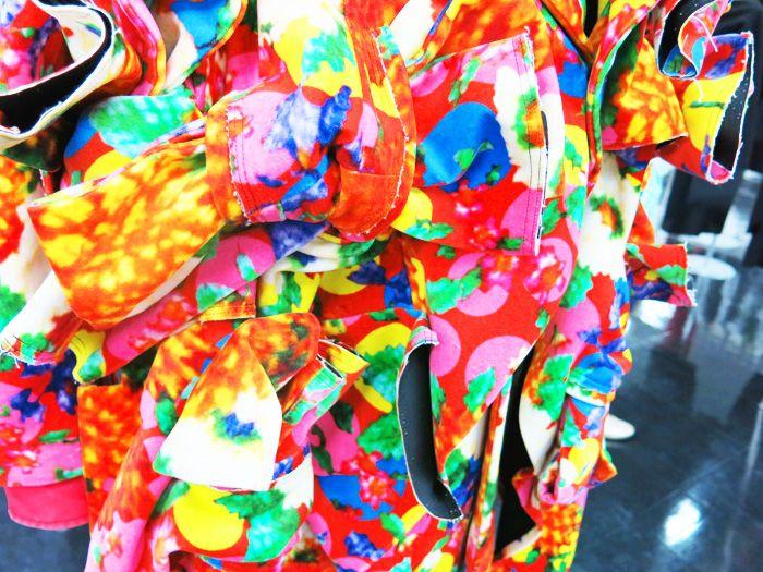"""コムデギャルソンの2013年秋冬コレクションで見る創造性高きディテールに迫る!そしてあまり知られていないトリコの""""スペシャル""""別ラインもご紹介!  Attending a Comme des Garcons exhibit"""