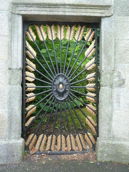 Milltown Park: Entrance Gates, Secret Gardens, Dublin Ireland, Garden Gates, Portal, Arrows Gates, Gardens Gates, Beautiful Doors, Irons Doors