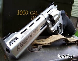 Taurus Raging Bull ...... (M-454) 454 Casull, (M-500) 500 Magnum. The Ultimate Hand Cannon