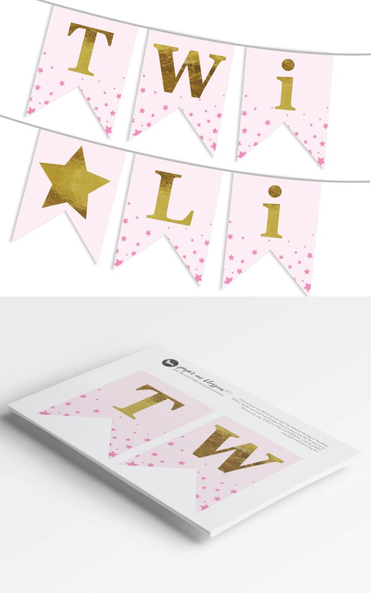 Twinkle Twinkle Little Star Banner -  DIY Printable Banner PDF  - Twinkle Twinkle Little Star Birthday Banner/Baby Shower -Instant Download by papermeblossom on Etsy https://www.etsy.com/listing/254792930/twinkle-twinkle-little-star-banner-diy
