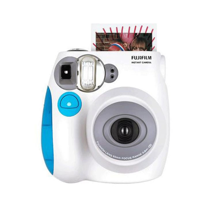 HOT SALE Fashion Fujifilm Instax Mini 7S Two Colours Instant Photo Camera Mini Film camera