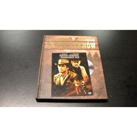 BUTCH CASSIDY I SUNDANCE - REDFORD NEWMAN DVD - Opole