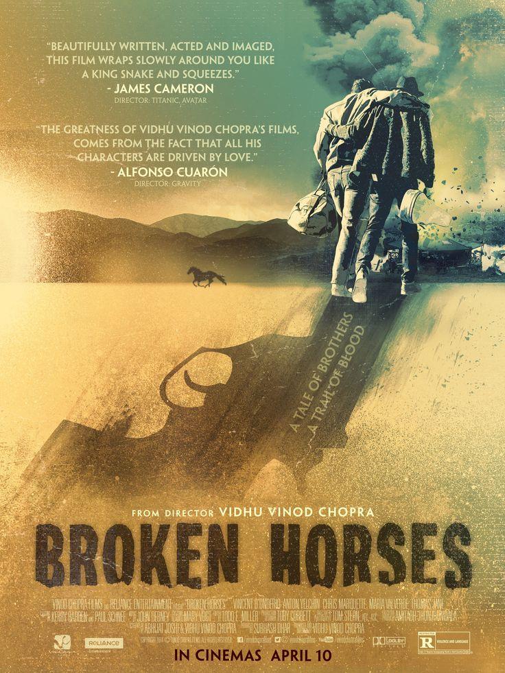 Broken Horses (2015) Film Poster