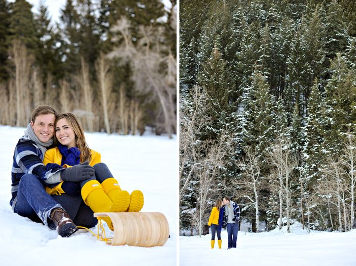 122 Best Snow Couples Photo Shoot Inspiration Images On Pinterest