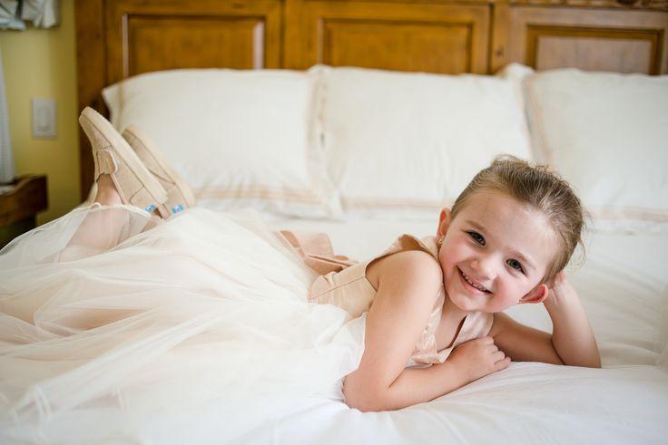 #VisualRoots #FlowerGirl #Wedding #BridalParty
