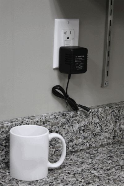 AC Adaptor Hidden Camera
