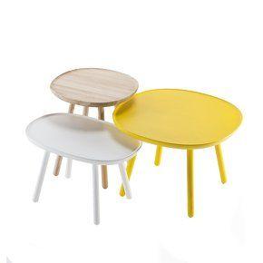 Set de 3 Tables d'appoint Naïve - Emko