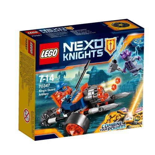 Lego 70347 Artillerie van de koninklijke garde