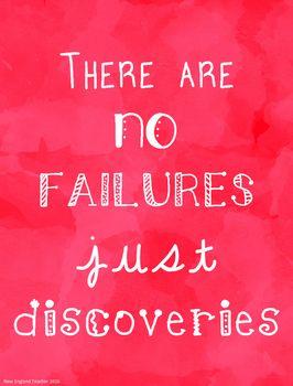 Printable inspirational growth mindset poster. Fixed Mindset. Growth Mindset.