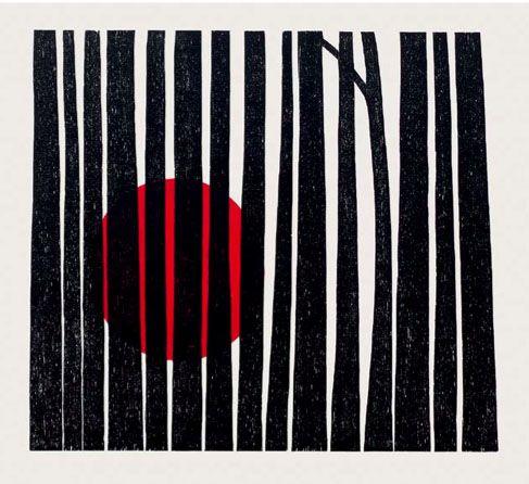 La Poesía Visual del grabador Mapuche Santos Chávez