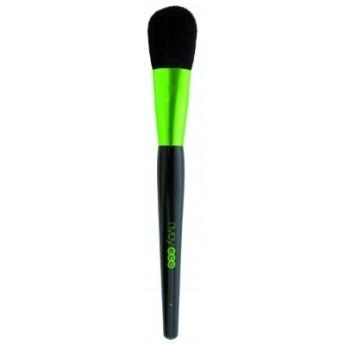 Brocha Nvey Eco para aplicar le colorete. Cerdas sintéticas muy suaves y finas Nvey Eco http://belleza.tutunca.es/brocha-de-colorete-ecologica-nvey-eco