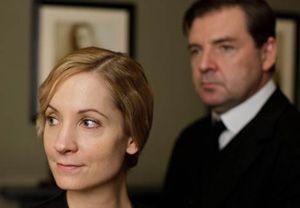 Bates and Anna in Downton Abbey Season 4 episode 2