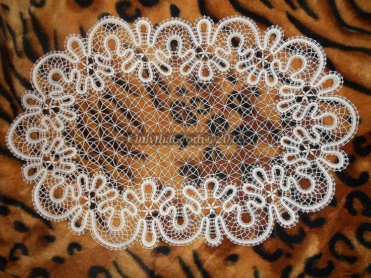 Vologda bobbin lace