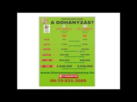 http://biorezonanciameres.hu/dohanyzasrol-leszoktatas Dohányzás leszokás jutalma - Tunézia - YouTube