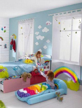 Cortinas Infantiles Nia. Muebles Habitacion Infantil Nina Decoracion ...