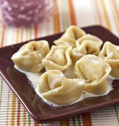 Raviolis jambon ricotta, la recette d'Ôdélices : retrouvez les ingrédients, la préparation, des recettes similaires et des photos qui donnent envie !