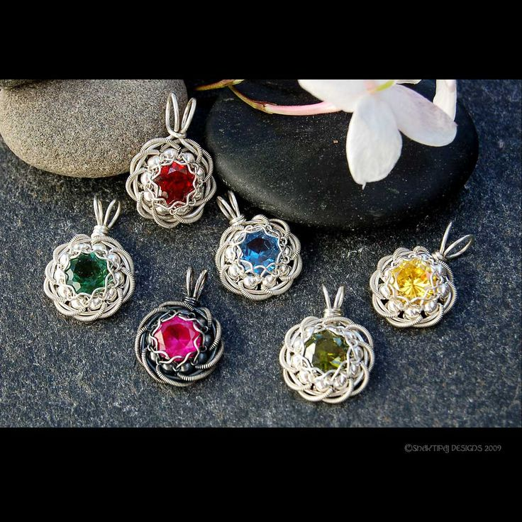 142 best Bezels: Inspiration images on Pinterest | Wire jewelry ...