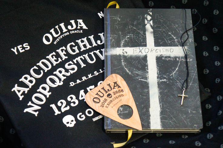 Exorcismo, livro de Thomas B. Allen organiza informações sobre um caso real de exorcismo de 1949, e serviu como base para o filme O Exorcista.