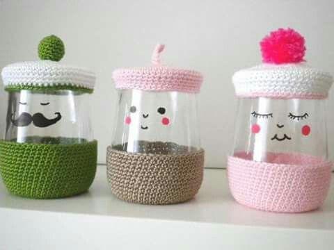 botellitas de lana