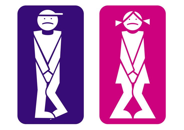 Est-ce que vous visitez très souvent la toilette?
